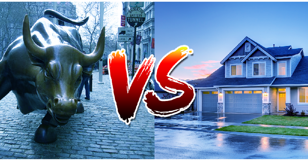 Property vs Shares: The Ultimate Guide