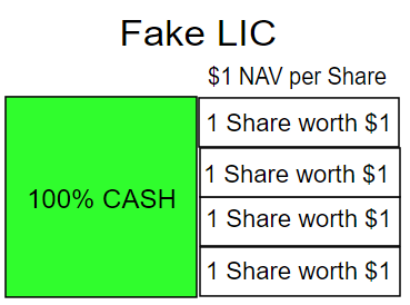 Fake LIC