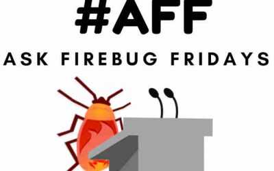 Ask Firebug Fridays 32