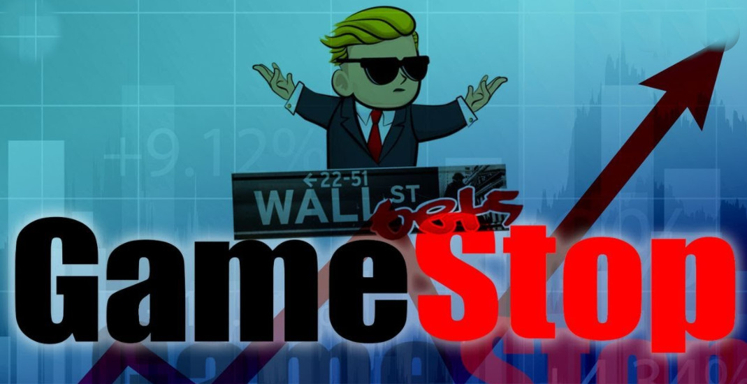 Podcast – Can't stop, won't stop, Gamestop! Reddit VS Wall Street